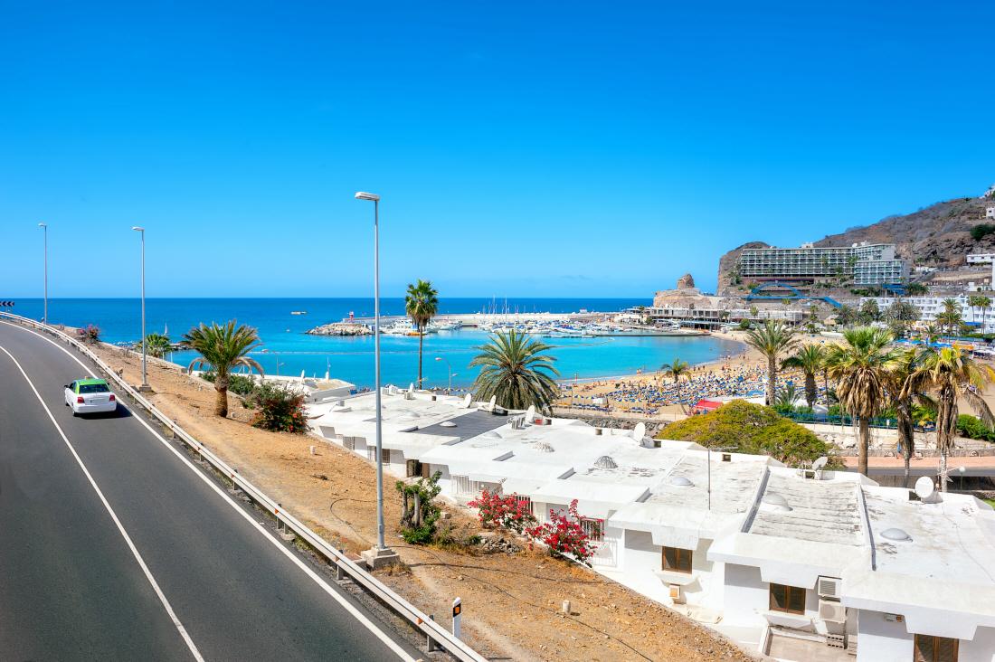 puerto rico gran canaria seværdigheder