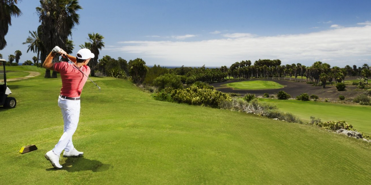 langtids golfferie