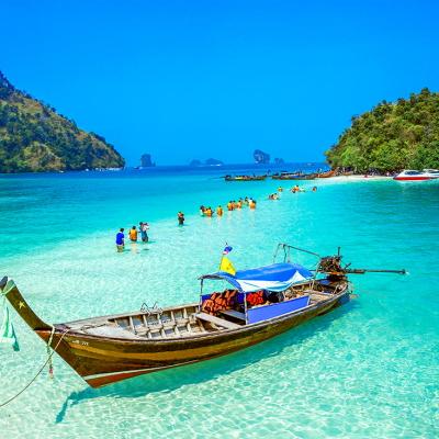 sommerferie til thailand