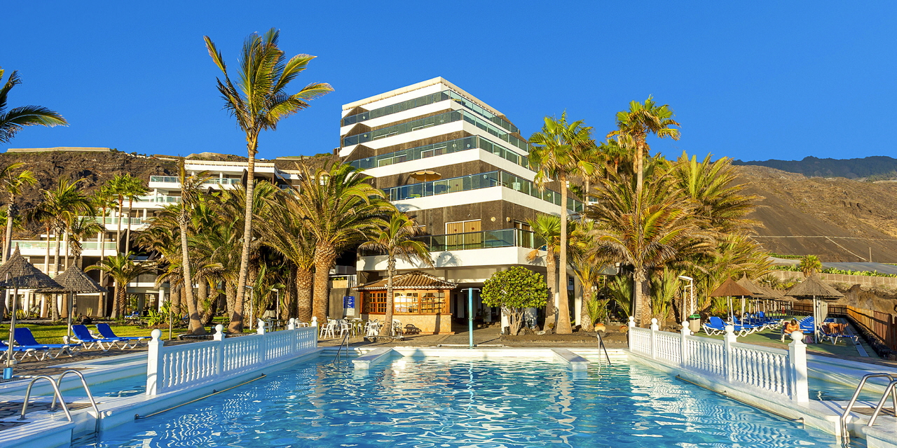 Hotel sol la palma i puerto naos spanien bestil en rejse her - Sol la palma puerto naos ...