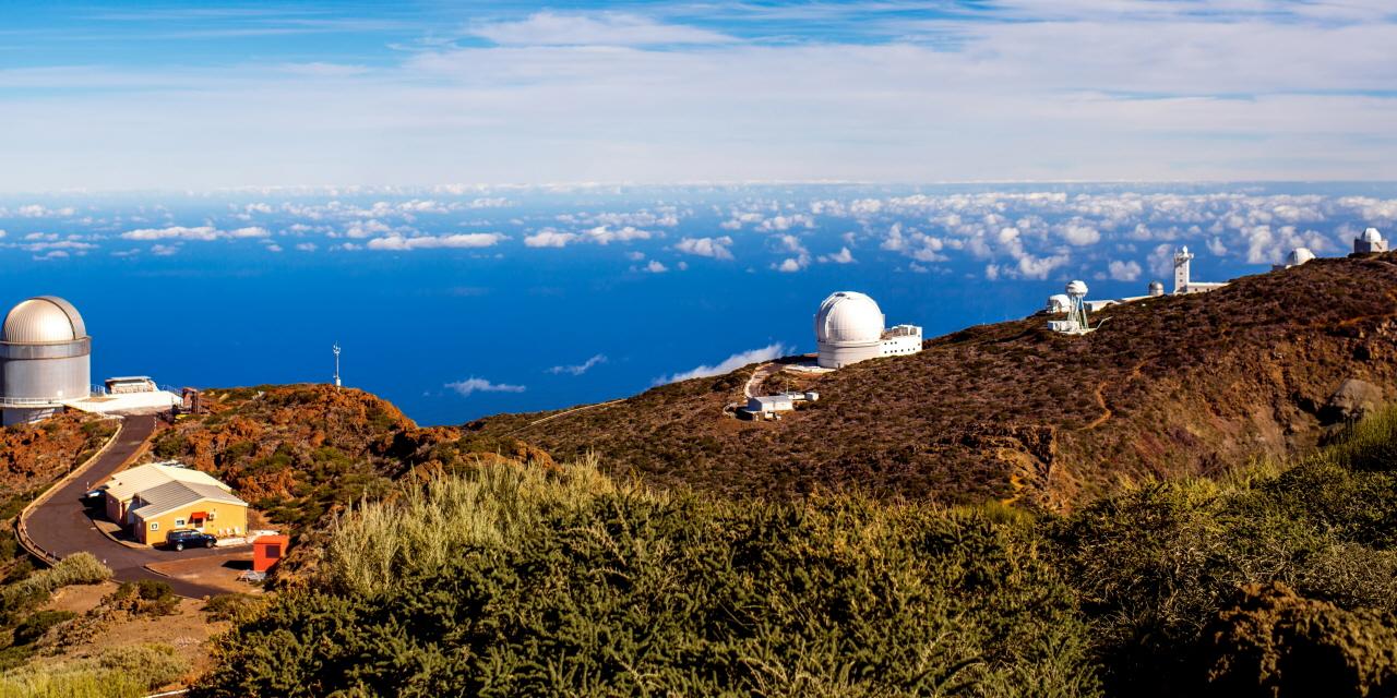 Vejret på La Palma - Vejrudsigt for hele året