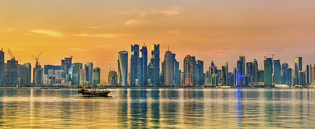Krydstogt I Dubai Qatar Bahrain Og Emiraterne