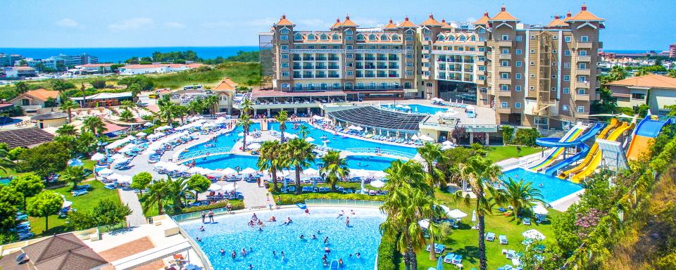 Side Mare Resort Spa I Side Tyrkiet Bestil En Rejse Her