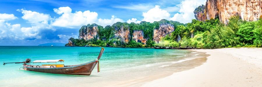 Vejret I Krabi Thailand Vejrudsigt For Hele året