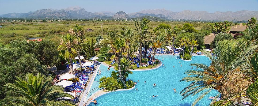 Alcudia, Spanien