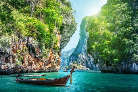 rejser til thailand i september