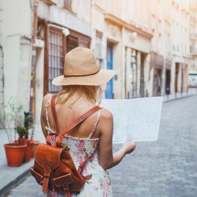 rejser til unge under 18