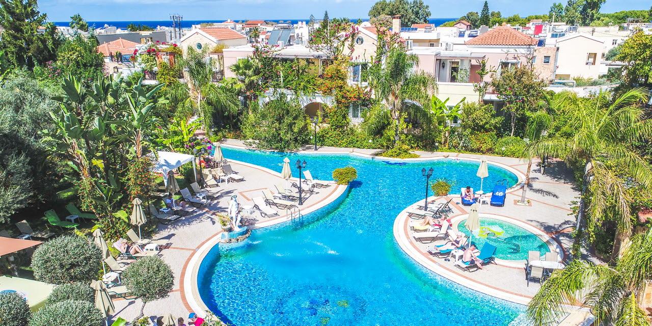 ce5bc5cd Lejligheder Dionyssos på Kreta, Grækenland - Book din rejse her!