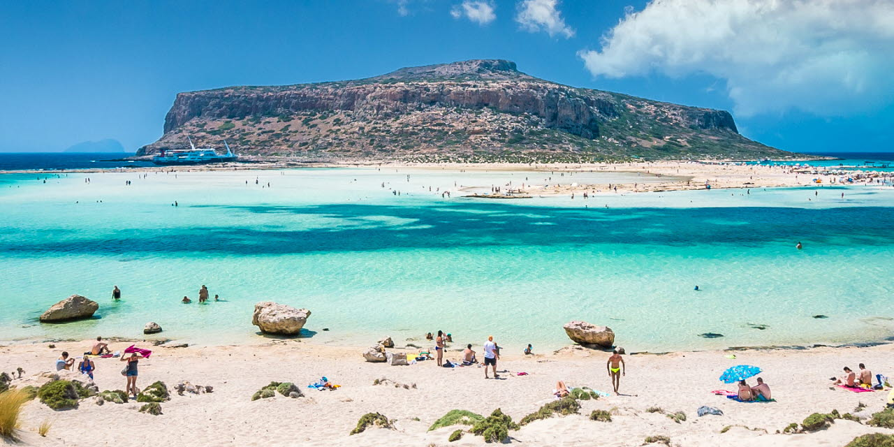 chania kysten kreta