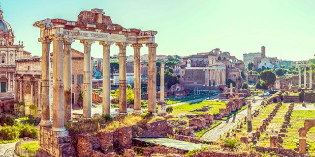 rejser til rom i uge 42