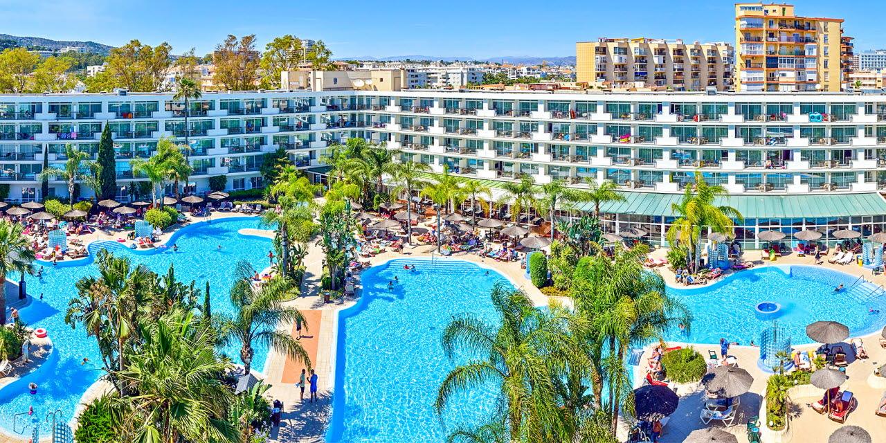 hoteller i sydspanien