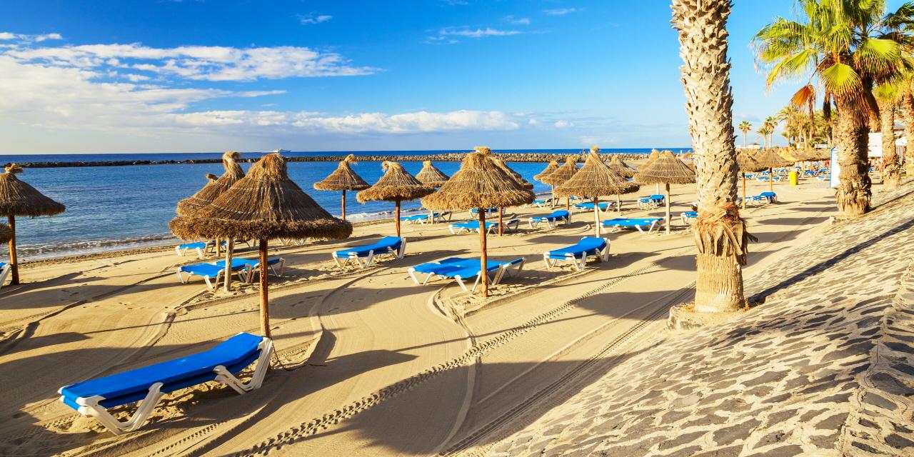 Vejret Tenerife Vejrudsigt For Hele året På Tenerife