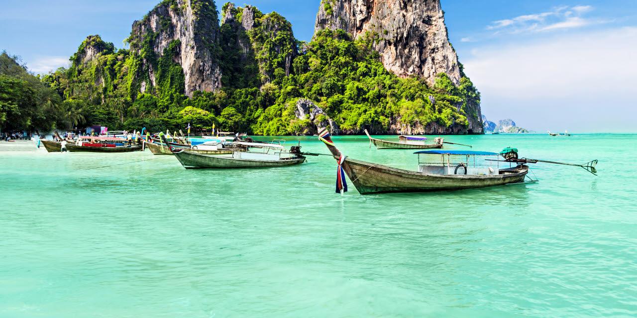 charterrejser til thailand