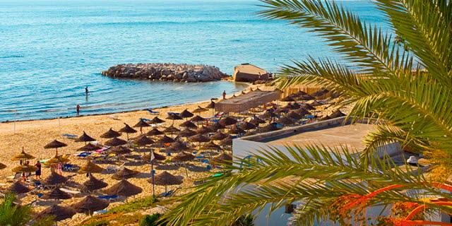 Vejret I Tunesien Vejrudsigt For Hele året