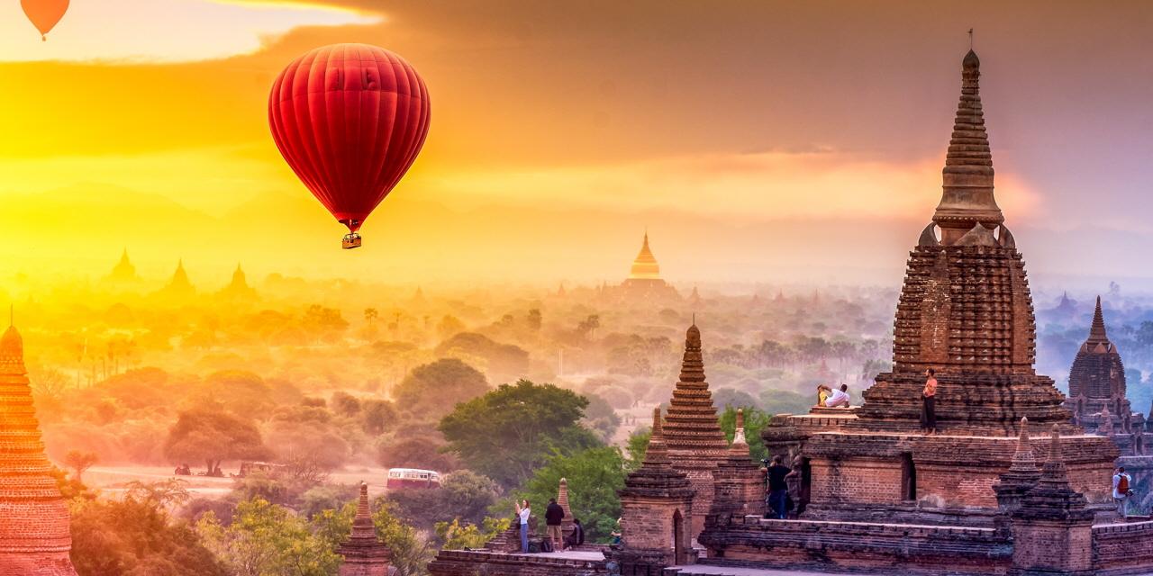 Myanmar dating kultur